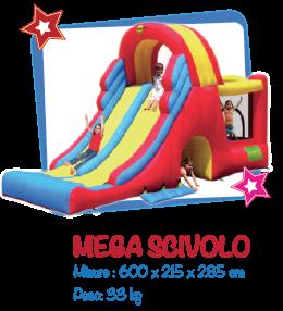mega-scivolo