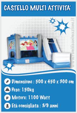 Noleggio Gonfiabili Ascoli Piceno