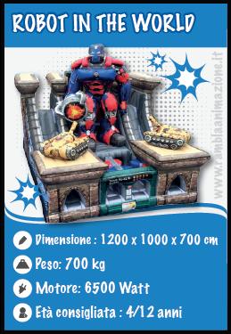 noleggio giochi gonfiabili Ancona