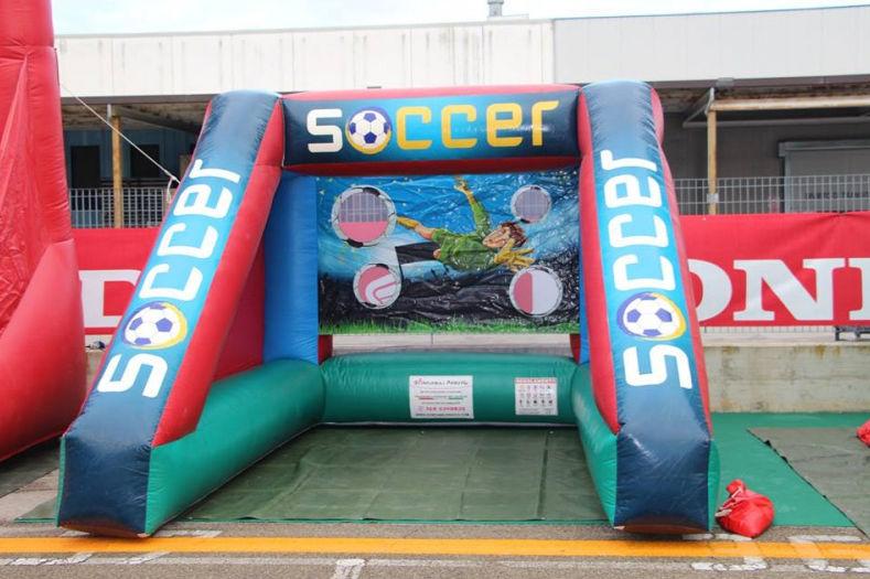 gioco sportivo porta goal